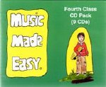 Music Made Easy 4 CD Pack of 9 CDs Fourth Class