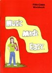 Music Made Easy 5th Class Pupils Workbook