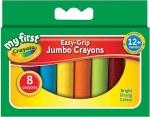 My First Easy Grip Jumbo Crayons Crayola