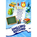 My Spelling Record Book