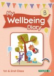 My Wellbeing Diary B First & Second Class Folens