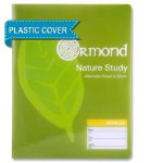 Copy Nature Study 40 Page Ormond with Plastic Cover
