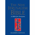 New Jerusalem Bible Readers Edition Paper Back Veritas