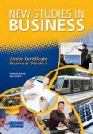 New Studies in Business Textbook Junior Cert CJ Fallon