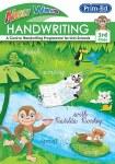 New Wave Handwriting Third Class Prim Ed