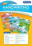 New Wave Handwriting Teachers Manual 1st - 3rd Class Prim Ed