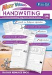 New Wave Handwriting Teachers Manual 4th Class Prim Ed