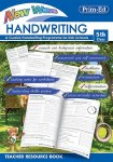 New Wave Handwriting Teachers Manual 5h Class Prim Ed