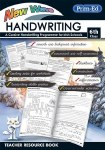 New Wave Handwriting Teachers Manual 6th Class Prim Ed