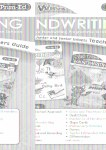 New Wave Handwriting Teachers Manual Junior & Senior Infants Prim Ed