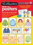 New Wave Pre Writing Patterns Write On Posters Junior Infants Prim Ed
