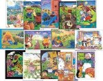 Nursery Rhyme and Traditional Stories Posters Set 1 Infant Classes Prim Ed