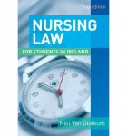 Nursing Law For Students In Ireland 2nd Edition Gill and MacMillan
