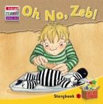 Oh No Zeb Storybook 1 Senior Infants Big Box Scheme Ed Co