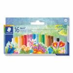 Staedtler 241 Oil Pastel Crayons 16 Pack