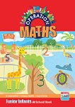 Operation Maths A Junior Infants Pack of At School At Home and Assessment Books Ed Co