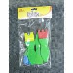 Paint Brush Sponge 4 Pack