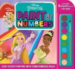 Paint By Numbers Disney Princess