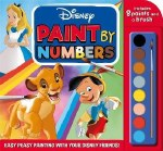 Paint By Numbers Disney