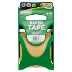 Stikie Paper Tape With Dispenser 48mm x 12.7m