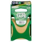 Stikie Paper Tape With Dispenser 48mm x 12.7m