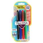 Papermate Flair Felt Tip Pens 4 Pack Bold