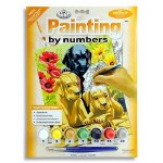 Painting By Numbers Junior Puppies