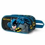 DC Comics Pencil Case Double Zip 3D Batman