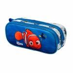 Disney Pencil Case Double Zip 3D Finding Nemo