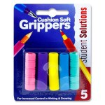 Pencil Grips 5  Pack Assorted