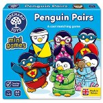 Penguin Pairs Mini Game Orchard Toys