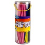 Crafty Bitz Tub 350 Pipe Cleaners 10 Assorted Colours