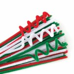 Pipe Cleaners Festive Assortment Pack