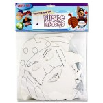 Crafty Bitz Decorate Your Own Pirate Masks