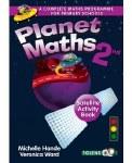 Planet Maths 2nd Class Satellite Activity Book Folens