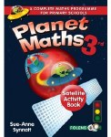 Planet Maths 3rd Class Satellite Activity Book Revised Folens