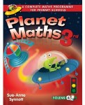 Planet Maths 3rd  Class Pupils Text Book Revised Folens
