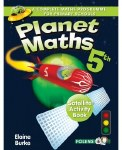 Planet Maths 5th Class Satellite Activity Book Revised Folens