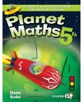 Planet Maths 5th Class Pupils Text Book Revised Folens