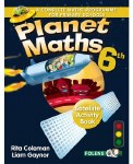 Planet Maths 6th Class Satellite Activity Book Revised Folens