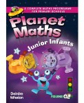 Planet Maths Junior Infants Text Book and Number Practice Book Folens