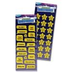 Clever Kidz Pop Up Reward Stickers