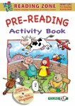 Pre Reading Activity Book Reading  Zone Scheme Folens