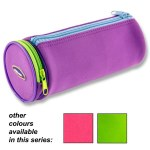 Premier Round Pencil Case X-Long Neon
