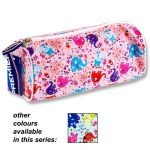 Premier Round Pencil Case Elephants