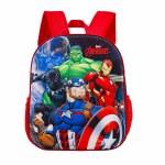 Marvel Preschool Bag Avengers