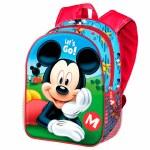Disney Preschool Bag Mickey Let's Go