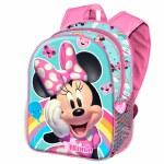 Disney Preschool Bag Minnie Rainbow