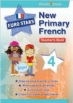 Euro Stars Primary French Teachers book 4