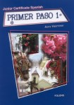 Primer Paso 1 Book and CD Junior Cert Spanish Folens